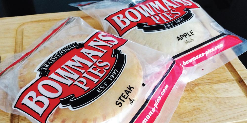 Bowmans Pies