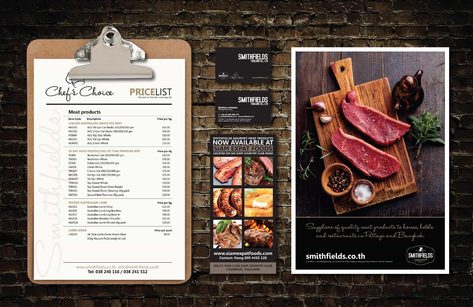 Smithfields Gourmet Meats