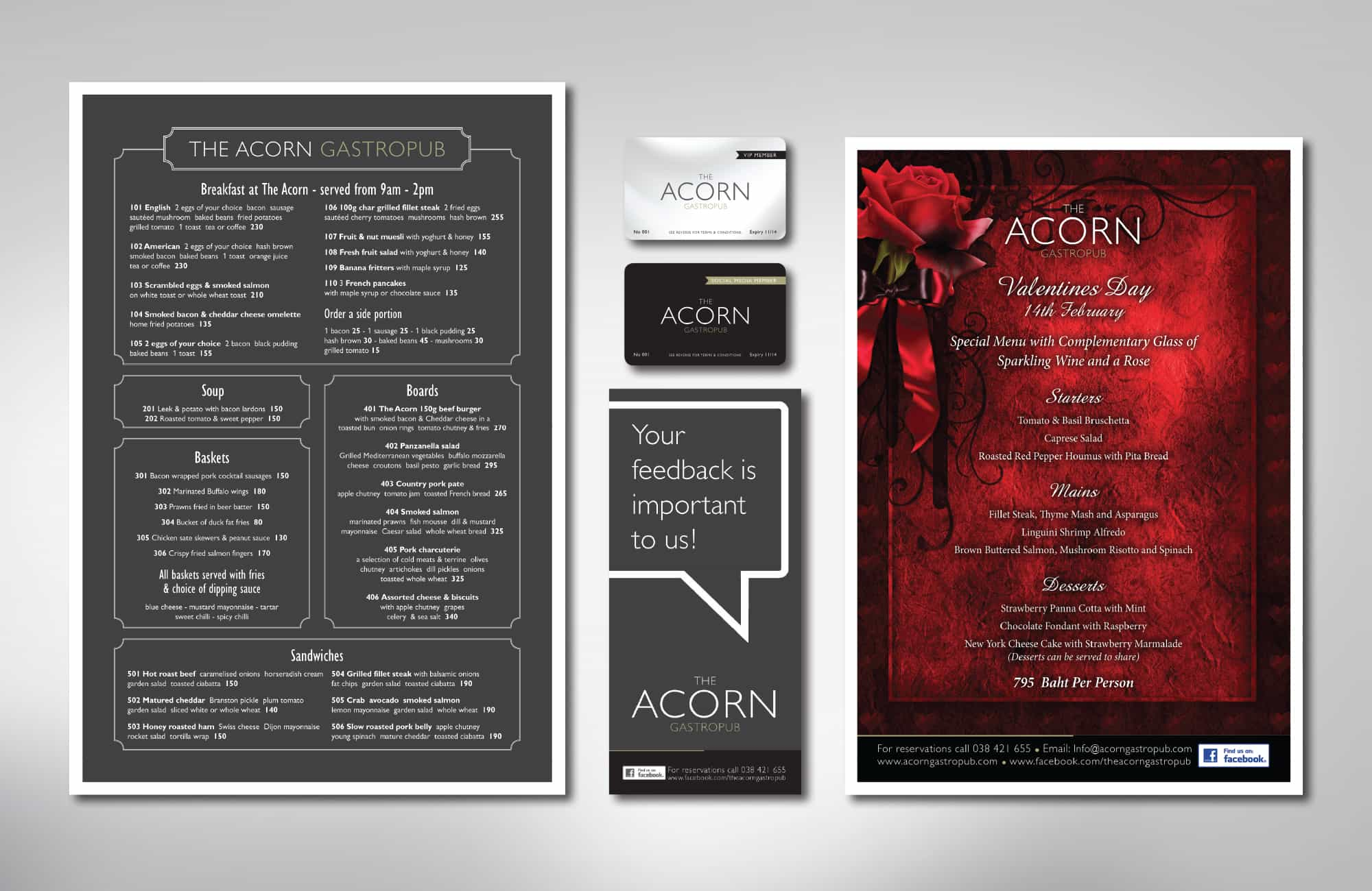 The Acorn Gastropub